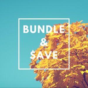 Pants - Save 10% on All BUNDLES!